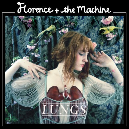 Florence And The Machine Kiss With A Fist cover art