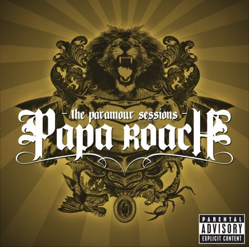 Papa Roach My Heart Is A Fist cover art
