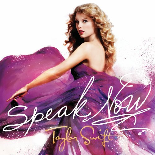 Taylor Swift Sparks Fly cover art