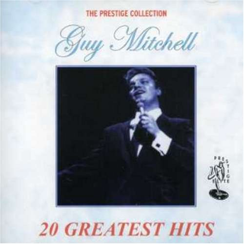 Guy Mitchell Cloud Lucky Seven cover art