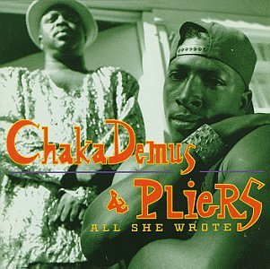 Chaka Demus & Pliers Murder She Wrote cover art