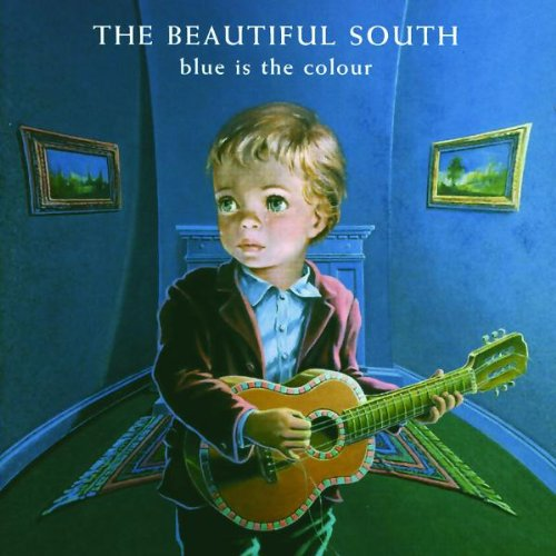 The Beautiful South Don't Marry Her cover art