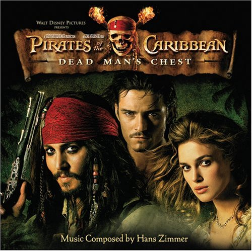 Hans Zimmer Jack Sparrow cover art