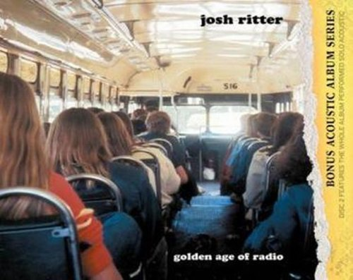 Josh Ritter Golden Age Of Radio cover art