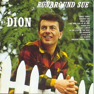 Dion Runaround Sue cover art