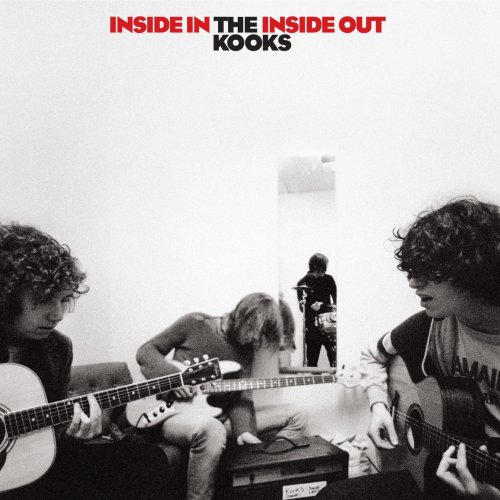 The Kooks California cover art