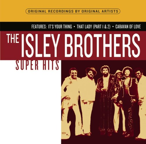 The Isley Brothers Fight The Power 'Part 1' cover art