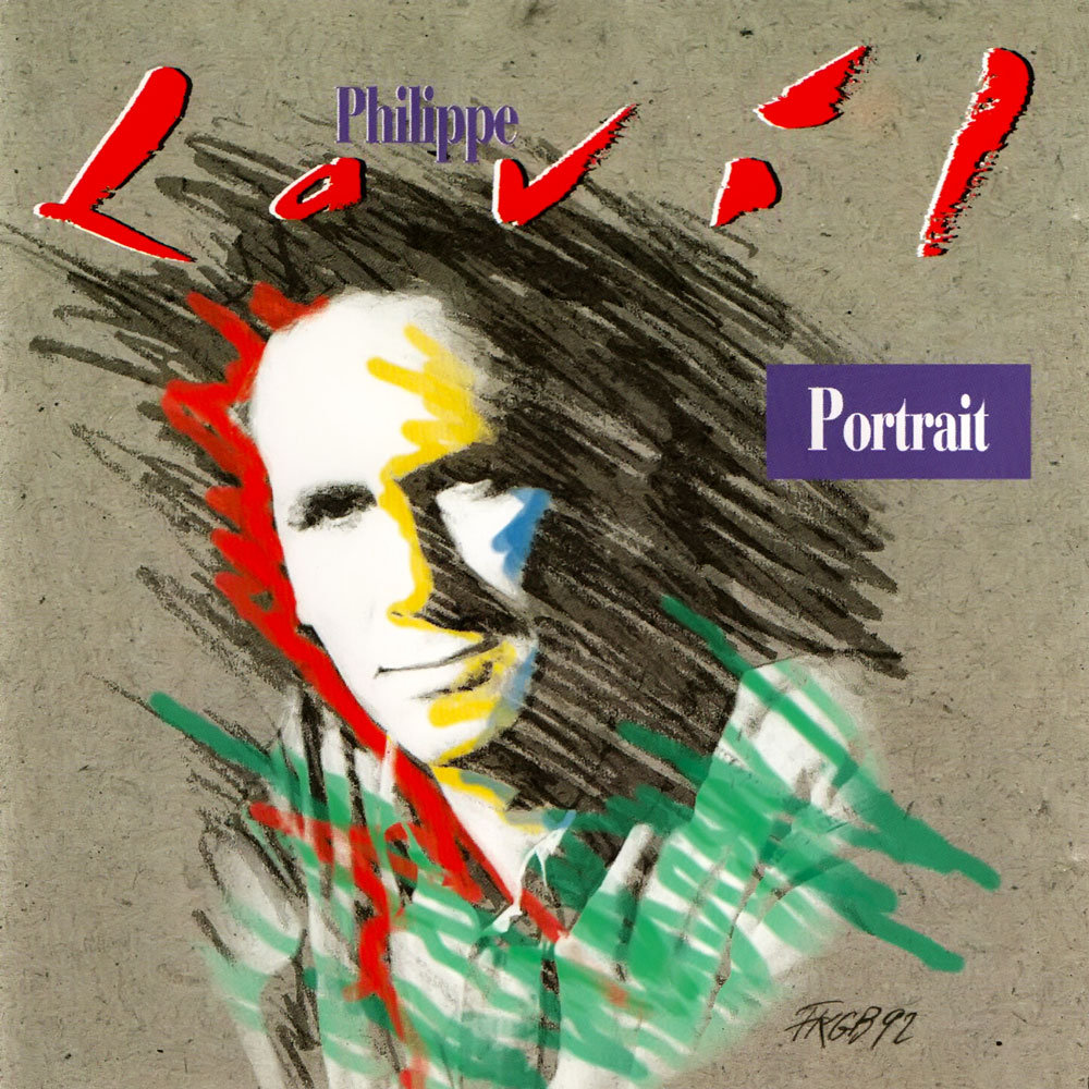 Philippe Lavil Hey Mister Lee cover art