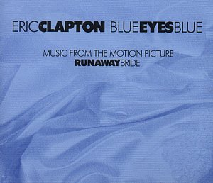 Eric Clapton Blue Eyes Blue cover art
