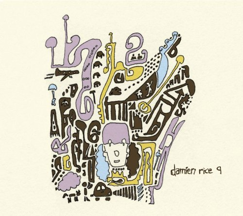 Damien Rice Sleep, Don't Weep cover art