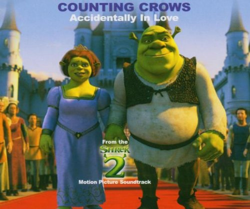 Counting Crows Accidentally In Love cover art