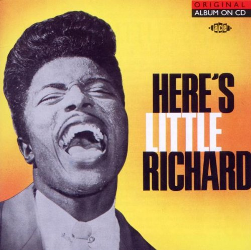 Little Richard Ready Teddy cover art