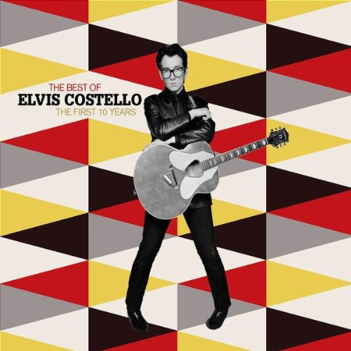 Elvis Costello Clubland cover art