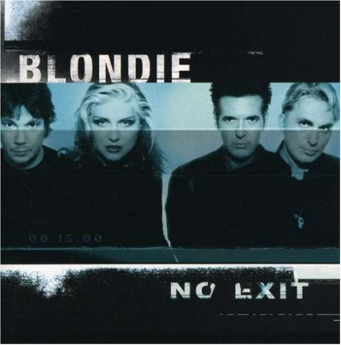 Blondie Nothing Is Real But The Girl cover art