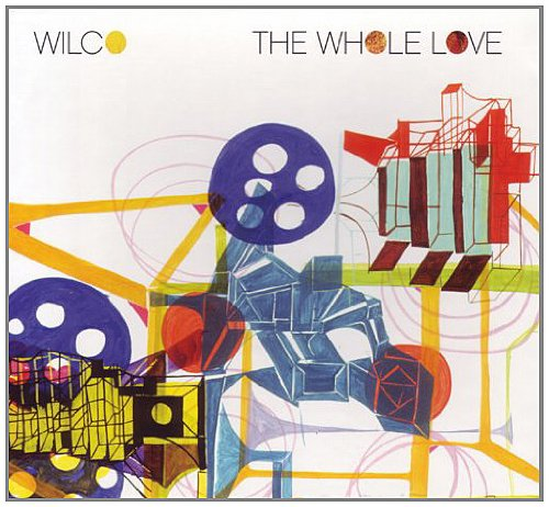 Wilco Born Alone cover art