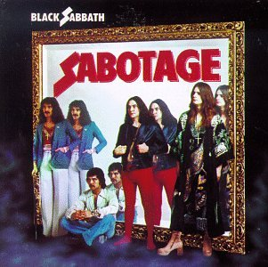 Black Sabbath Symptom Of The Universe cover art