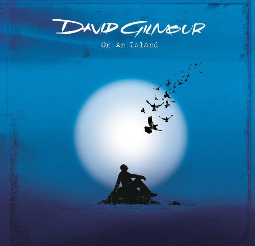 David Gilmour On An Island cover art