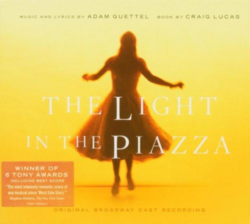 Adam Guettel The Light In The Piazza cover art