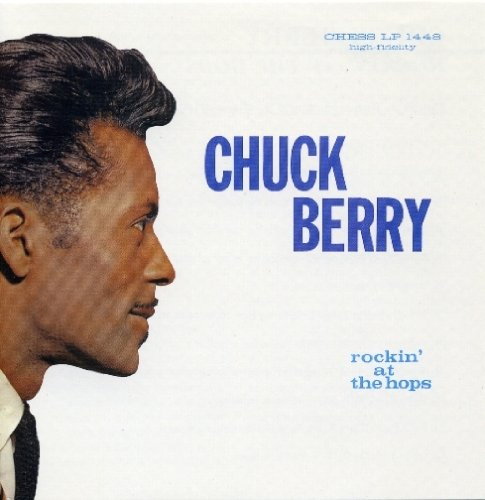 Chuck Berry Down The Road A Piece cover art