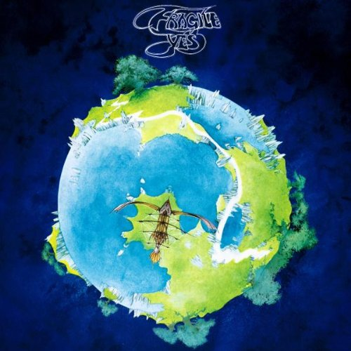 Yes Roundabout cover art