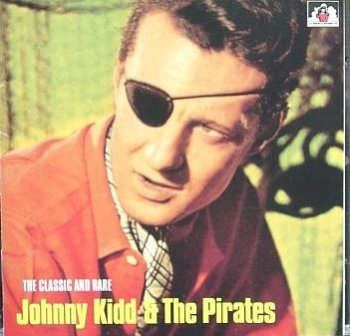 Johnny Kidd & The Pirates Shakin' All Over cover art