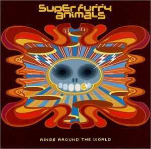 Super Furry Animals (Drawing) Rings Around The World cover art