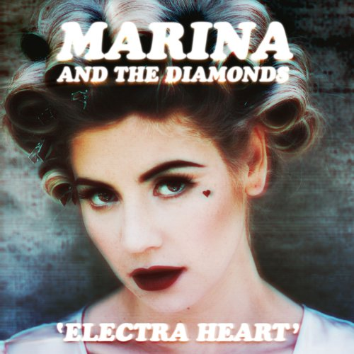 Marina & The Diamonds Primadonna cover art