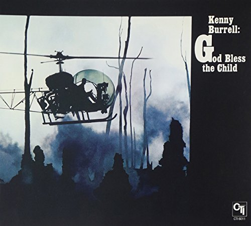 Kenny Burrell A Child Is Born cover art