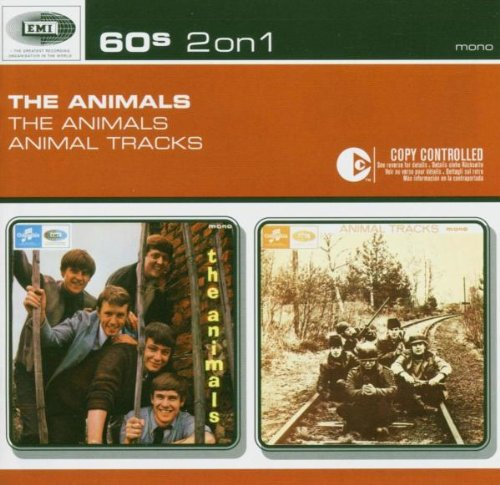 The Animals Don't Let Me Be Misunderstood cover art