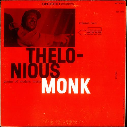 Thelonious Monk Straight No Chaser cover art