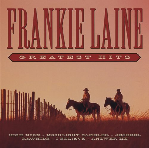 Frankie Laine High Noon cover art
