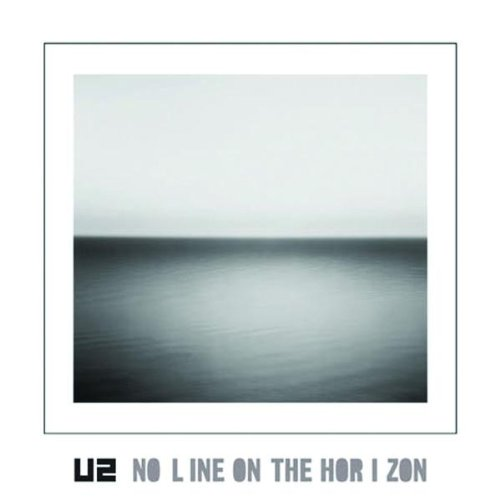 U2 No Line On The Horizon cover art