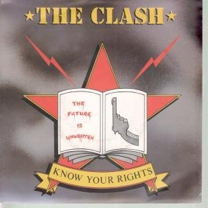 The Clash First Night Back In London cover art
