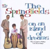 Island Of Dreams sheet music by The Springfields