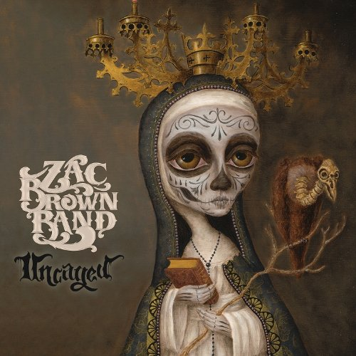 Zac Brown Band Overnight cover art