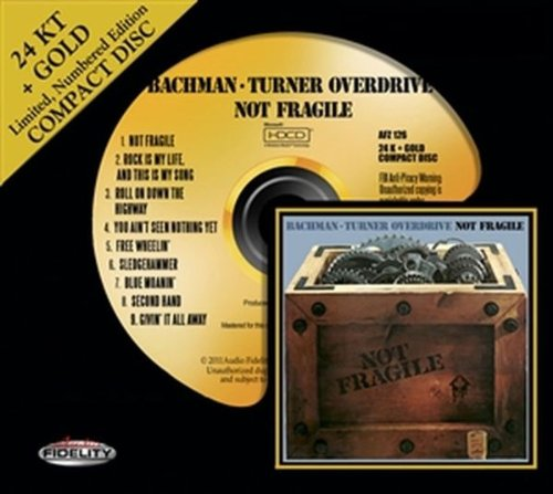 Bachman-Turner Overdrive You Ain't Seen Nothin' Yet cover art