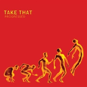 Take That Don't Say Goodbye cover art