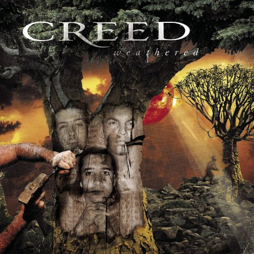 Creed Lullaby cover art