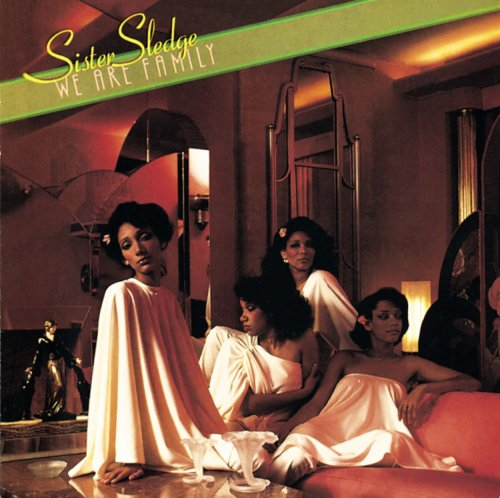 Sister Sledge Lost In Music cover art