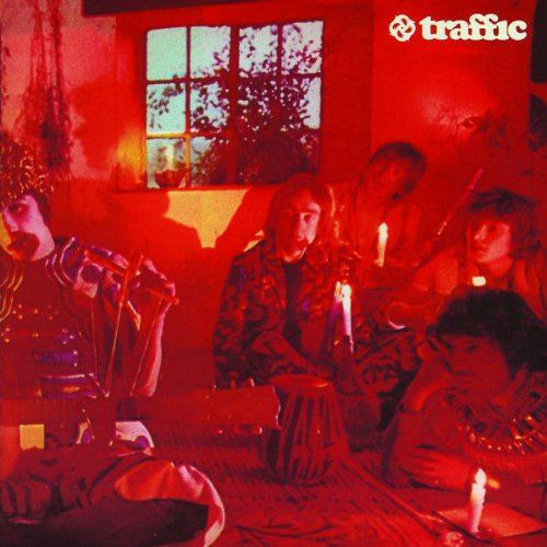 Traffic Dear Mr. Fantasy cover art