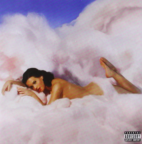 Katy Perry Part Of Me cover art