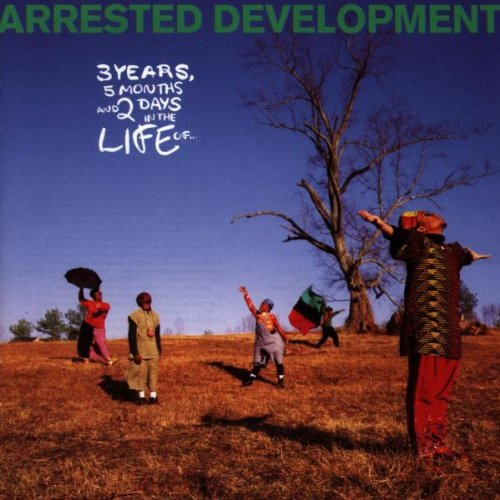 Arrested Development Tennessee cover art