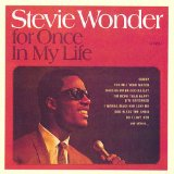 For Once In My Life sheet music by Stevie Wonder