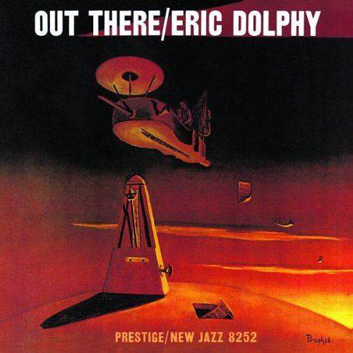 Eric Dolphy Serene cover art
