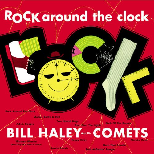 Bill Haley Rip It Up cover art