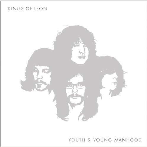 Kings Of Leon Holy Roller Novocaine cover art