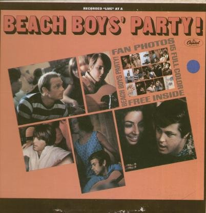 The Beach Boys Barbara Ann cover art