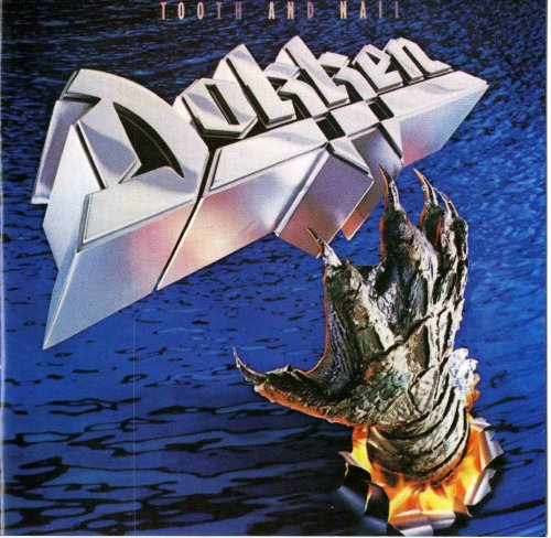Dokken Alone Again cover art