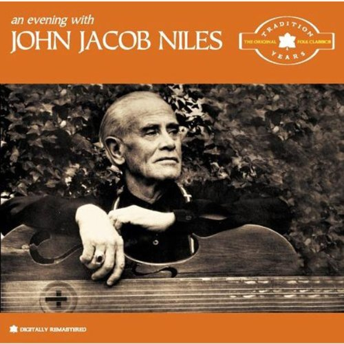 John Jacob Niles Lulle Lullay cover art
