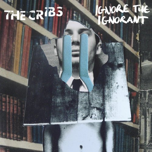 The Cribs Cheat On Me cover art